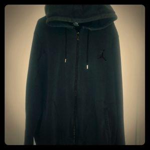 Nike Air Jordan retro og basketball hoodie jacket